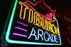 Work (Seth Christie) Tags: sports sign work shark orlando neon florida arcade videogames electronicarts ea tiburon