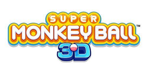 Super Monkey Ball 3D - Logo