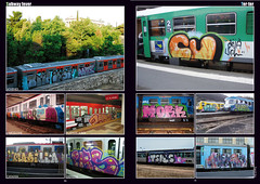 french kiss magazine issue 2 (french kiss magazine) Tags: 2 france rio train magazine subway french kiss metro rrr issue aire bueno catania athene barcelone ter x2800 x2200