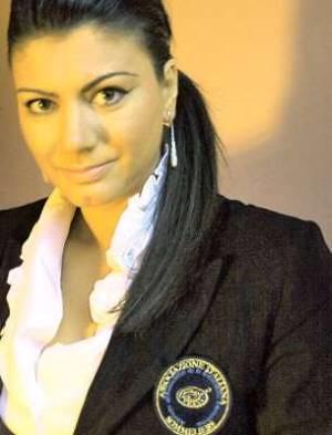 La sommelier Ais Eva Kottrova