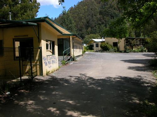 Former Morwell River Prison, near Boolarra, VIC, Australia ...