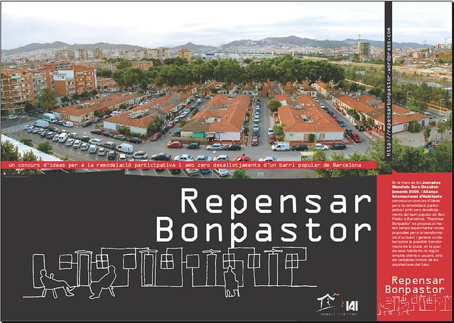 Repensar Bon Pastor Competition of Ideas: In Search of New Forms of Involvement for the Peripheries