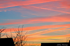 30mins later (johnboy125.very busy sorry ;-() Tags: sunset sky cloud house colour tree silhouette clouds amazing nikon colours stockport di tamron 90mm reddish brinnington d7000