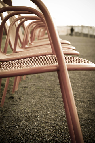 Faded Chairs