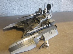 TX-130T Imperial Fighter Tank (TMM) Tags: star fighter tank lego imperial wars tx130t