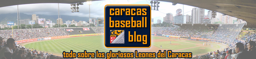 Caracas Baseball Blog