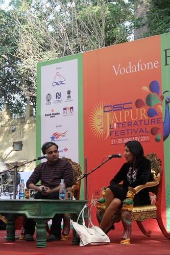 Jaipur Diary – Novelist Kiran Desai on Mother Anita
