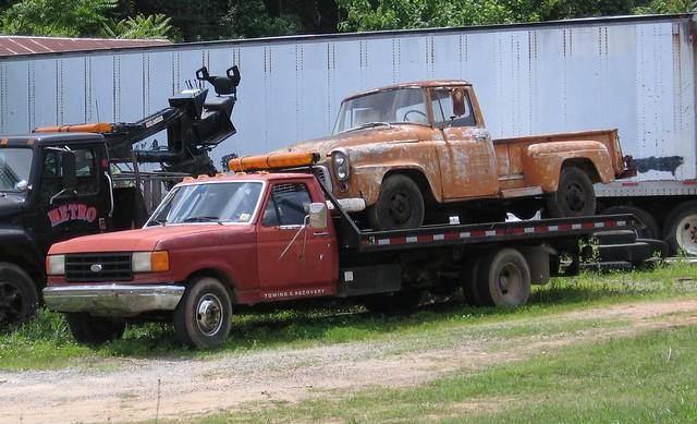 ford truck nc 1987 north pickup international carolina 1991 custom tow harvester ih flatbed f350 wrecker rollback ncnick