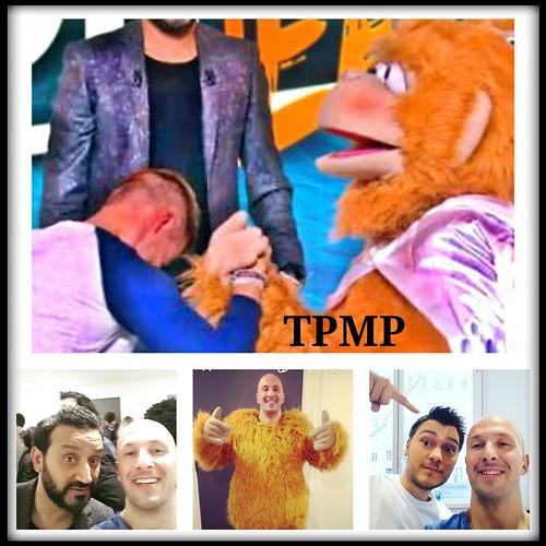 Pascal DUMINI à TPMP avec Cyril Hanouna et Jeff Panacloc . Pascal DUMINI alias Big Jean Marc...