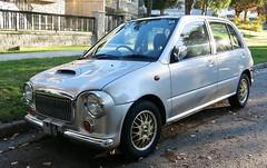Subaru Vivio Sports Bistro (Custom_Cab) Tags: subaru vivio bistro sports 5door 5 door sedan car kei keitora micro small import 1996 1997 1998