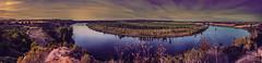 Embalse de San José (Batide Machado) Tags: embalse de san josé valladolid zamora castillayleón castilla españa spain río river sky cielo nubes clouds duero durum oasis beach sea tree bosque forest castronuño alija toro frontera presa pesca deportiva