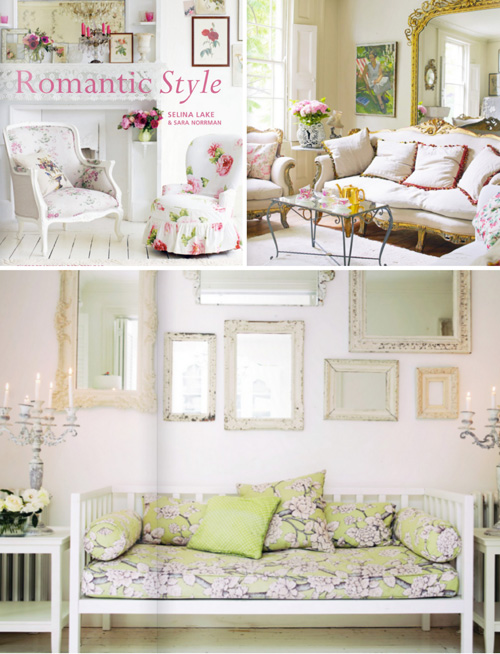 Romantic Style by Selina Lake + Sara Norrman