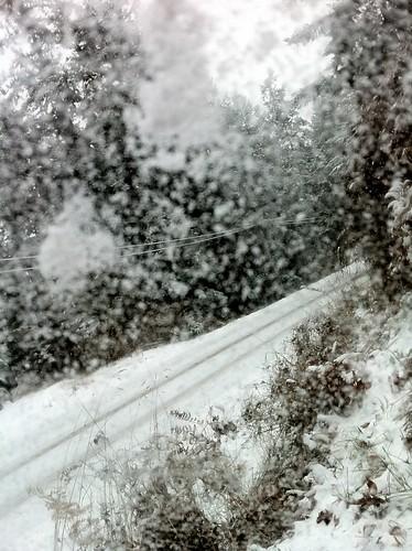 Snow on Seven Hills