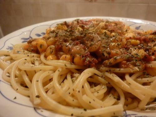 Como preparar Spaghetti