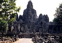Kambodža – Bayon a Banteai Srei