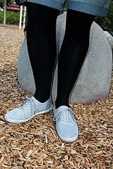 Canvas sneakers / opaque tights (Unusual Stylings) Tags: tights sneakers shorts unisex keds menintights manintights blacktights denimshorts canvasshoes opaquetights canvassneakers menstights guyintights maninleggings meggings meninleggings guyinleggings mensleggings