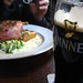 Guinness and ham hock