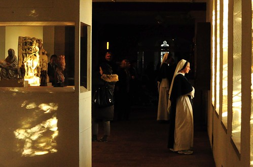The Cloisters Nun