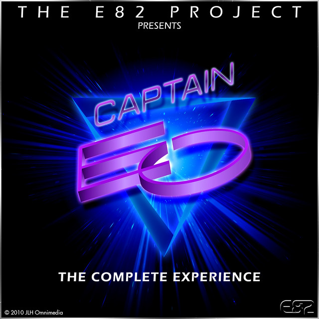 Captain EO - EP Cover