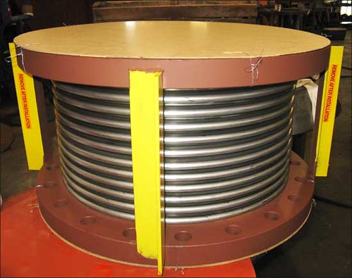 Single Flanged Expansion Joint