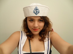 (Andrea Elisa ) Tags: portrait halloween drunk sailor