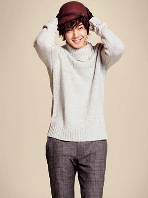 Kim Hyun Joong  2010 Basic House Photoshoot