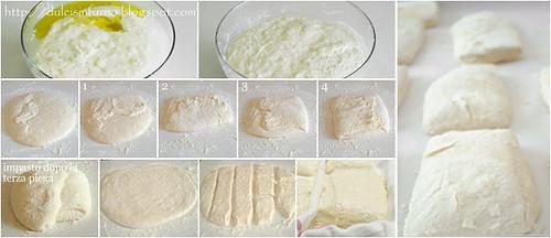 Ciabatte con Pasta Madre