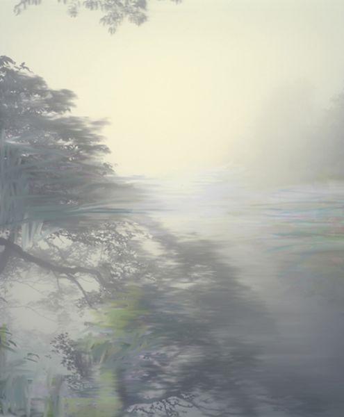 Sandra Kantanen, Untitled Mountain 4, 2009