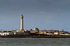 El Hank Lighthouse (Beum Gallery) Tags: ocean lighthouse atlantic morocco maroc casablanca phare atlantique ocan