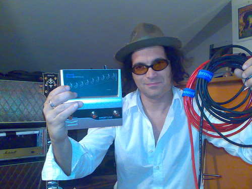 Steve Saluto, Reference cables & DropTune