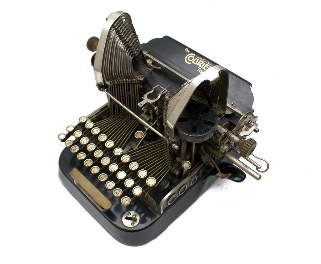 Courier Typewriter