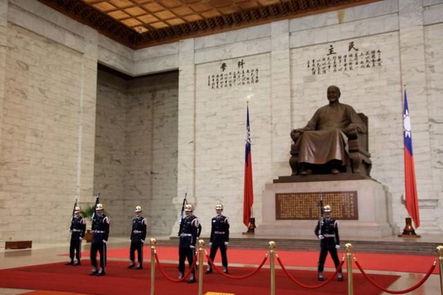 Memorial a Chiang Kai Check en Taipéi