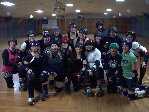 Whidbey Island Roller Girls