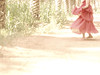 [ 10 \ 10 ] (Ebtesam.) Tags: red 35mm dress saudi arabia jeddah riyadh 35mm18 nikond40x ebtesam