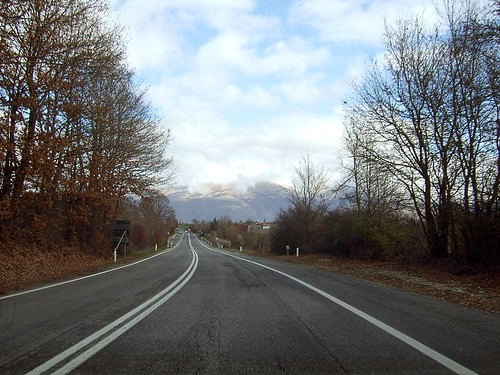 Via Salaria - Salt Road