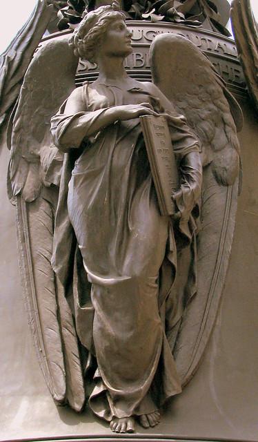 Louisville's Thomas Jefferson Statue: Liberty