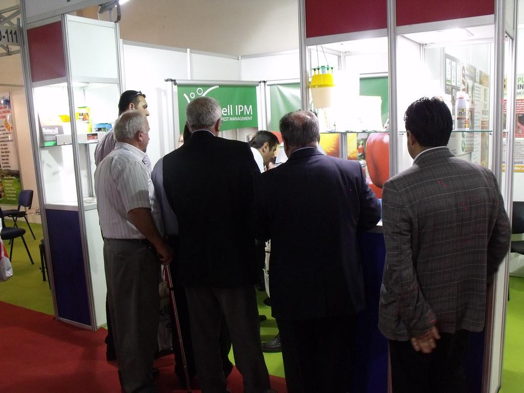 Russell IPM at Grow Tech Eurasia exhibition, Antalya, Turkey