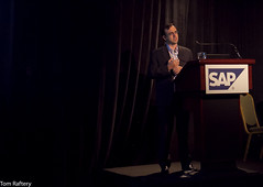 Scott Bolick at the 2010 SAP Influencer Summit