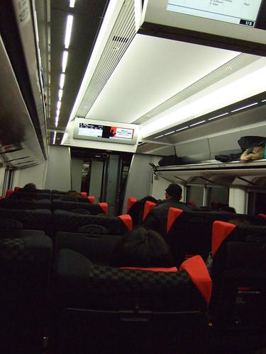 2010冬,東京-出發