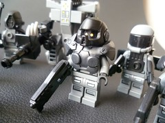 TAC_Enforcer (Imperial Brick) Tags: amazing lego action space police minifig armory commando tactical brickarms brickforge