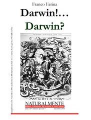 Darwin!... Darwin?