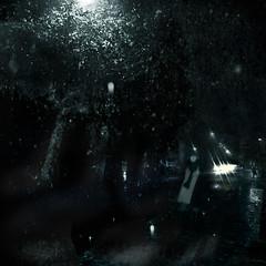 ... The night outside the door was like lead: no space ......la notte fuori della porta era come di piombo: senza spazio... (UBU ♛) Tags: blue blancoynegro blackwhite time noiretblanc kodak blu blues bleu dreams biancoenero blunotte blureale ©ubu blutristezza unamusicaintesta landscapeinblues bluubu luciombreepiccolicristalli bluneve
