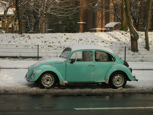 prepare your car for winter with recycled auto products