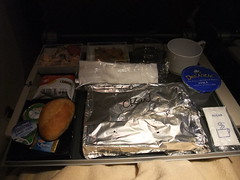 SQ Singapore Airlines, In-flight Meal ((^_~) [MARK'N MARKUS] (~_^)) Tags: inflightmeal sq 200v singaporeairlines
