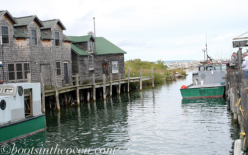 Fishtown Canal and Homes
