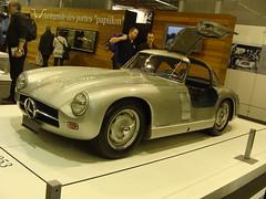 Mercedes-Benz 300 SL Prototype 1953 (tautaudu02) Tags: auto cars mercedes benz automobile sl prototype moto 300 coches voitures 2010 rtromobile