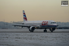 OK-CED - 684 - CSA Czech Airlines - Airbus A321-211 - Luton - 101207 - Steven Gray - IMG_6224