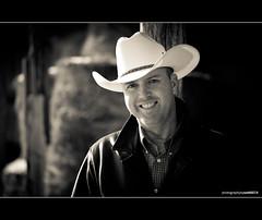 Soft Focus ;) (Old One Eye) Tags: portrait selfportrait hat self cowboy sp western cowboyhat headwear resistol ourdailychallenge