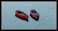 Barcas en Luarca (MiquelSC) Tags: mar paisaje barcas luarca barques valds asturies llocs