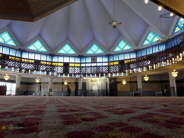 KL - Area Masjid Negara